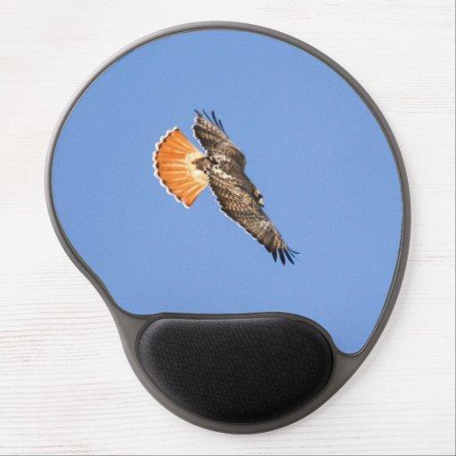 halcón Rojo-atado Alfombrilla Gel