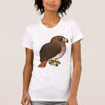 halcón Rojo-atado Camiseta