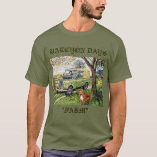 "Halcyon Days ""FARM"" T-Shirt"