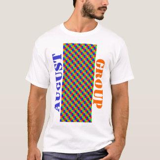 Halcyon - Op Art T-shirt