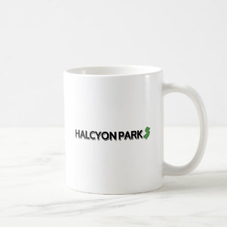 Halcyon Park, New Jersey Coffee Mug