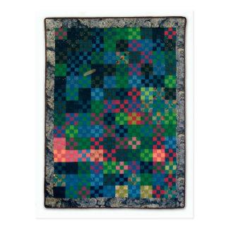 """""""Hale Bop Quilt"""" by Heather Lair Designs Postcard"""