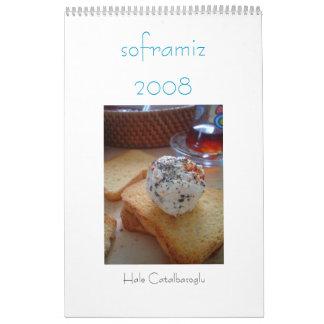Hale Catalbasoglu Calendar