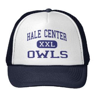 Hale Center - Owls - High - Hale Center Texas Trucker Hat