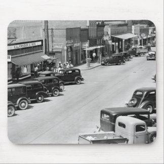 Hale County, Alabama, 1930s Mouse Pad