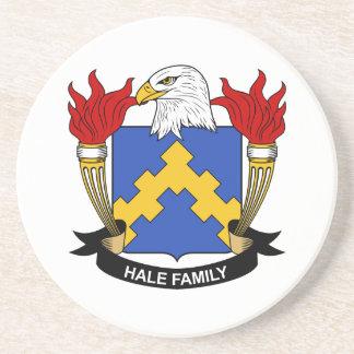 Hale Family Crest Coaster