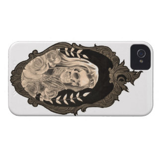 Hale Mary.... Conscious Canvas Tattoo Case-Mate iPhone 4 Case
