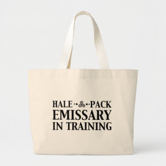 Hale Pack Emissary In Training Customizable Color Large Tote Bag