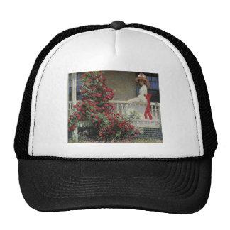 Hale The Crimson Rambler Trucker Hat