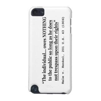 HALE V HENKEL 201 US 43 1906 Case Law iPod Touch 5G Cases