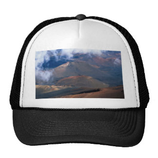 Haleakala Crater, Maui, Hawaii, U.S.A. Mesh Hat