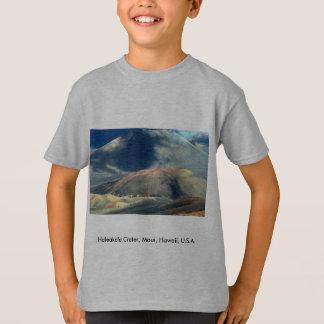 Haleakala Crater, Maui, Hawaii, U.S.A. T-Shirt