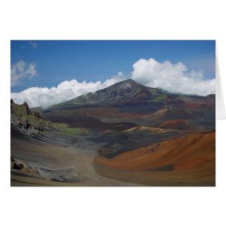 Haleakala, Maui Greeting Card