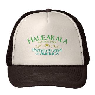 Haleakala National Park Mesh Hats