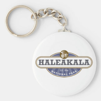 Haleakala National Park Keychain