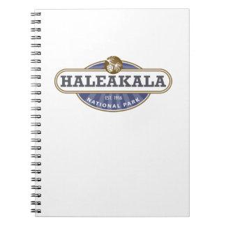 Haleakala National Park Spiral Notebook