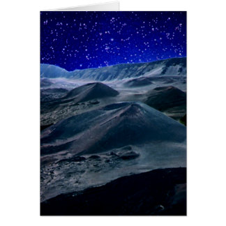 Haleakala Nights  II Card