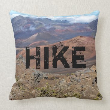 Hawaiian Themed Haleakala Pillow