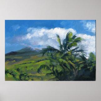 Haleakala Print