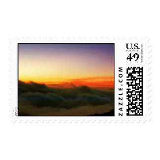 Haleakala Sunrise Postage Stamp