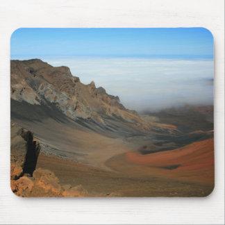 Haleakala volcano Maui Mouse Pad