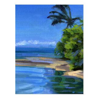 Haleiwa Postcard