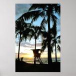Haleiwa Sunset Print