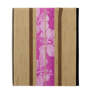Haleiwa Surfboard Hawaiian iPad Folio iPad Folio Covers