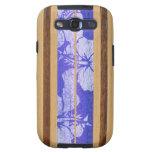 Haleiwa Surfboard Hawaiian Samsung Galaxy Case Galaxy S3 Covers