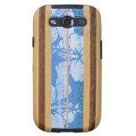 Haleiwa Surfboard Hawaiian Samsung Galaxy Case Samsung Galaxy S3 Case