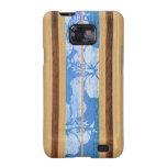 Haleiwa Surfboard Hawaiian Samsung Galaxy Case Samsung Galaxy SII Covers