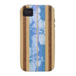 Haleiwa Surfboard Hawaiian Vibe iPhone 4 Cases Vibe iPhone 4 Cases