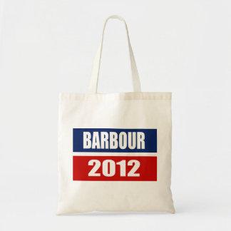 HALEY BARBOUR 2012 CANVAS BAGS