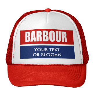 HALEY BARBOUR 2012 HAT