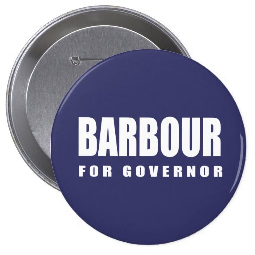 HALEY BARBOUR Election Gear Pins