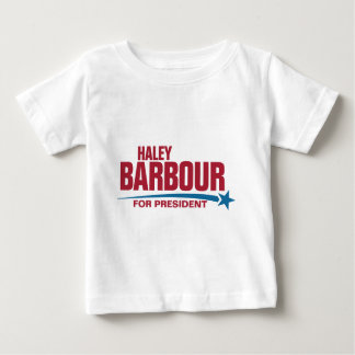 Haley Barbour for President Baby T-Shirt