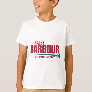 Haley Barbour for President T-Shirt