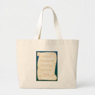 haley canvas bag