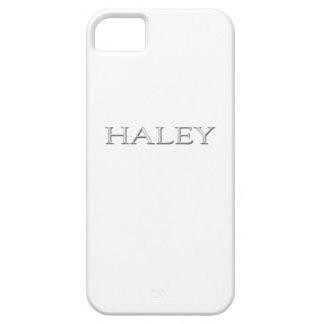 Haley Custom Name iPhone 5 Case