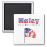 Haley Patriotic American Flag 2010 Elections Magnets