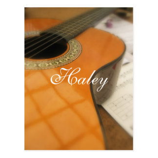 Haley Postcard
