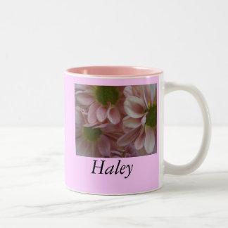 Haley Two-Tone Coffee Mug