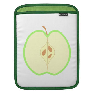 Half a Green Apple. Sleeves For iPads