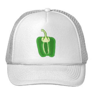 Half a Green Bell Pepper. Trucker Hat