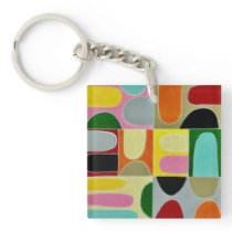 Half a Mind 4 Keychain