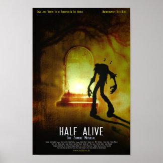 Half Alive Poster