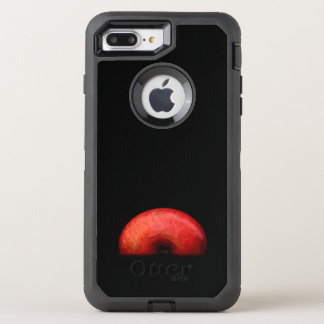 Half Apple *One of A Kind Image* *So Cool* OtterBox Defender iPhone 7 Plus Case