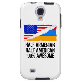 Half Armenian Half American Awesome Galaxy S4 Case