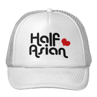 Half Asian Trucker Hat