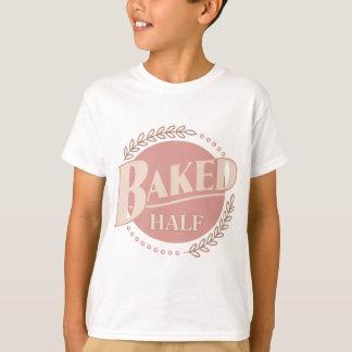 Half Baked Idea - Funny American Saying T-Shirt